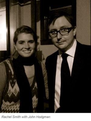 John Hodgman & Rachel Smith